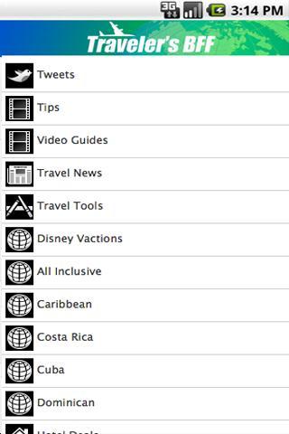 【免費旅遊App】TravelersBFF-APP點子