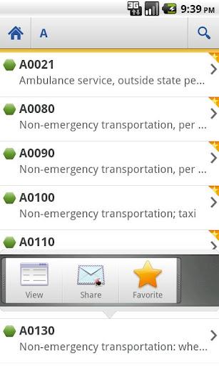 【免費醫療App】HCPCS HD 2012-APP點子