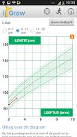 Screenshot of iGrow, de groei app van TNO.