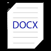 Basic docx Reader