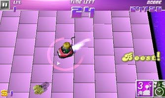 Screenshot of Bumper Star