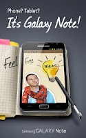 Screenshot of GALAXY Note S Pen User Guide