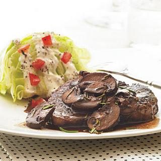 Beef Tenderloin Steak With Brown Sauce Recipes