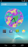 Screenshot of Texture Clocks! p1 - UCCW skin