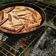 Campfire Breakfast Toad in the Hole Recipe