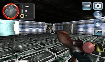 Screenshot of Dark Area 2 lite