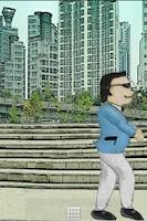 Screenshot of Gangnam Style Animated LWP