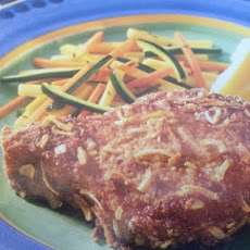 Onion-Baked Pork Chops