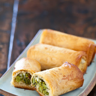 Broccoli Spanakopita