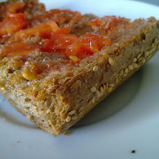 Tomato Bread Pudding