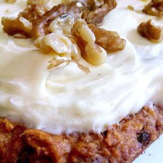 Gluten Dairy Egg Free Carrot Cake Recipes