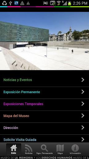 Museo de la Memoria DDHH