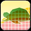 おしぼり動物 No.03 かめ icon