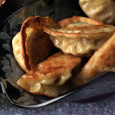 Pork and Shrimp Pot Stickers Recipe
