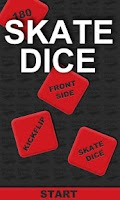 Screenshot of Skate Dice