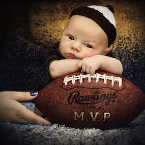 Let the games begin by Bob N Renee Welch - Babies & Children Babies ( child, children, baby, newborn, portrait,  )
