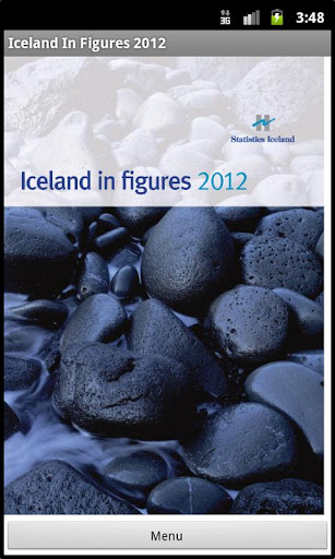 Iceland in Figures 2012
