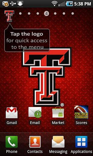 Texas Tech Revolving Wallpaper