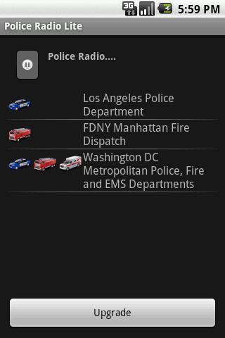 Police Radio Lite