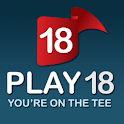 Play18 Golf Tee Times icon