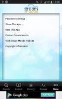 Screenshot of Dream Moods Dream Dictionary