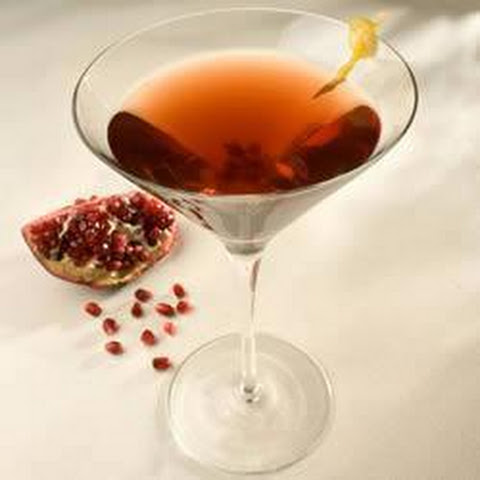Virgin Pomegranate Lime Rickey Recipes — Dishmaps