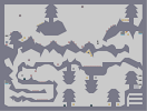 Thumbnail of the map 'A Forest's Cave'