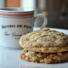Toffee Espresso Drop Cookies