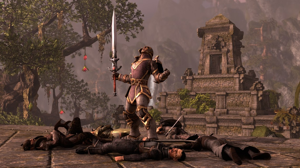 The Elder Scrolls Online – Hands On