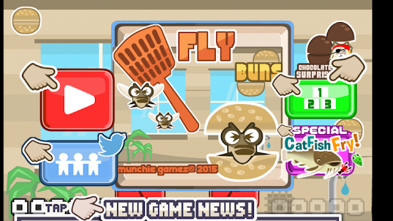 Fly Burger - screenshot