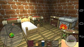 Screenshot of Minebuild