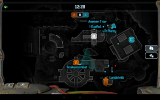 Screenshot of Titanfall™ Companion App