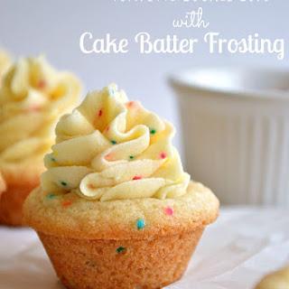 Homemade Cake Frosting No Milk Recipes