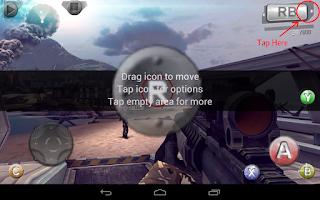 Screenshot of GKM Touch