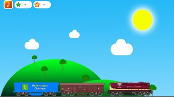 Screenshot of Games for Kids Baby room