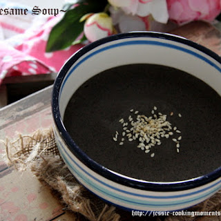Black Sesame Soup Recipes