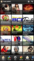Screenshot of iNew Reggae Music
