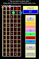 Screenshot of Guitar Chord Cracker