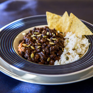Black Bean Mole'