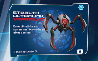 Screenshot of Max Steel Invasão Ultralink