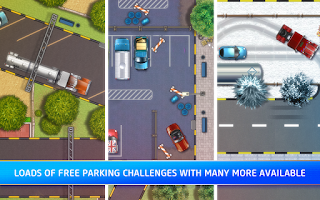 Screenshot of Parking Mania