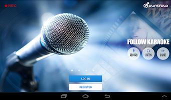Screenshot of Follow Karaoke