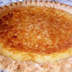 Shaw's Boardinghouse Coconut Pie