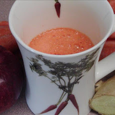 Apple, Carrot and Ginger Juice