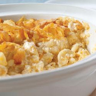 Baked Mac And Cheese With Corn Flakes Recipes