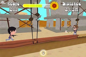 Screenshot of Flower Warfare: The Game Free