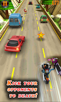 Screenshot of Deadly Moto Racing