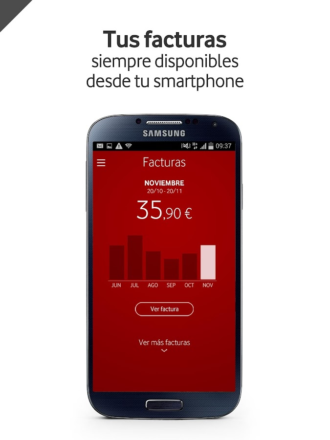 Mi Vodafone Screenshot 9