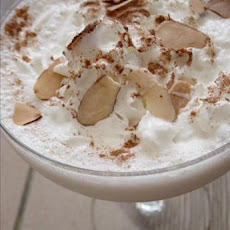 Toasted Almond Milkshake