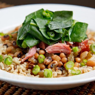 Black Eyed Peas With Ham Hocks And Rice Recipes